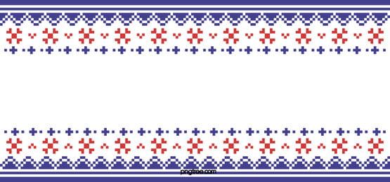 블루 크리스마스 스웨터 배경, Christmas, 스웨터, 패턴 배경 이미지