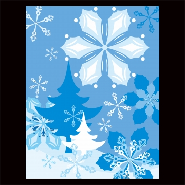 blue christmas theme background , Blue, Abstract, Artistic Background image