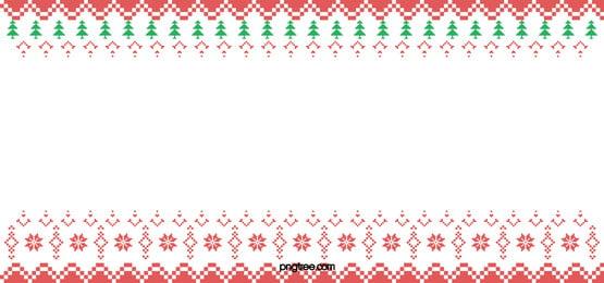クリスマスツリーのセーターの背景, Christmas, セーター, パターン 背景画像