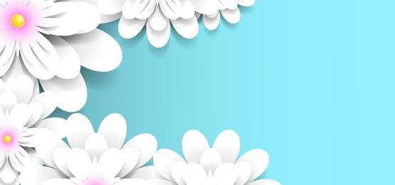 konsep hiasan kraf kertas bunga, Bayang-bayang, Hiasan, Elemen imej latar belakang