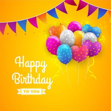 광택 생일 풍선 배경 , 풍선, 생일, 초대 배경 이미지