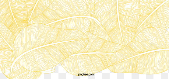 hand drawn vector golden texture leaves, Hand Painted Golden Textured Leaves, Leaf, Golden Textured Leaves Background image