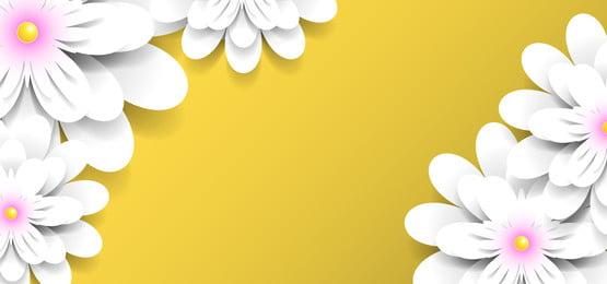 kertas reka bentuk bunga kertas lukisan cutout vektor, Tulisan Tangan, Jemputan, Kaligrafi imej latar belakang