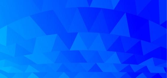 진한 파란색 다각형 배경, 패션, 분위기, 간단한 배경 이미지