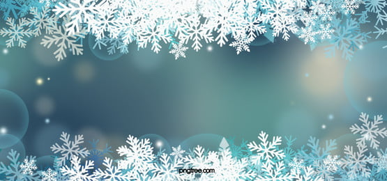 क्रिसमस काल्पनिक नीला हेलो सफेद स्नोफ्लेक पृष्ठभूमि, Snowflake, सपना नीला, हेलो पृष्ठभूमि छवि