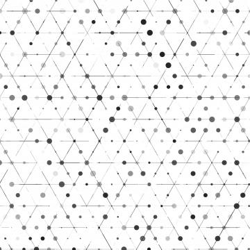 latar belakang putih dengan garisan segitiga garis patah hitam , Triangle, Corak, Abstrak imej latar belakang