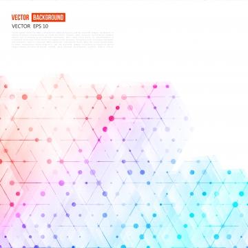 spanduk putih dengan garisan segitiga garis patah , Latar Belakang, Abstrak, Vektor imej latar belakang
