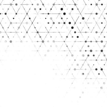 tờ rơi trắng với những đường gãy màu đen trừu tượng , Tam Giác, Chế độ, Abstract Ảnh nền