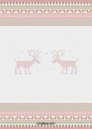 크리스마스 스웨터 배경 , 성탄절, 스웨터, 붉은 색 배경 이미지