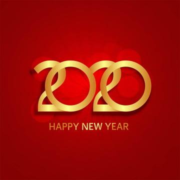 नया साल मुबारक हो 2020 सुंदर पृष्ठभूमि वेक्टर , दो हजार बीस, वर्ष, कैलेंडर पृष्ठभूमि छवि