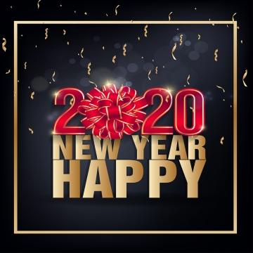 chúc mừng năm mới 2020 , 二千零二十, Năm Mới 2020, Nền hình nền