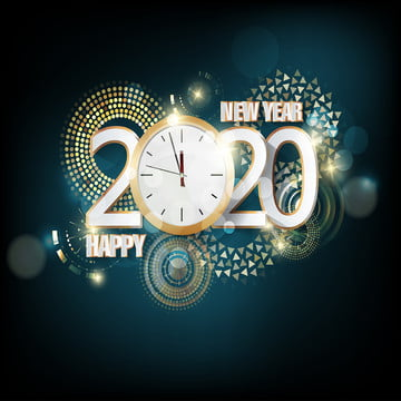 happy new year 2020 merry christmas happy chinese new year 2020 year of the rat , 2020, 2020 New Year, Background Background image