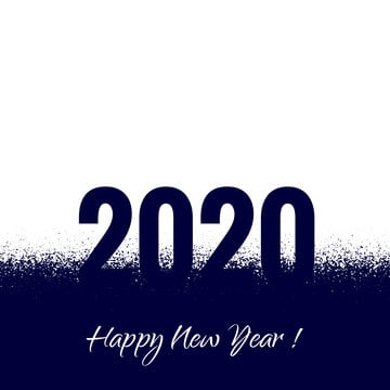 2020 new year card beautiful design , 2020, Year, Calendar Background image