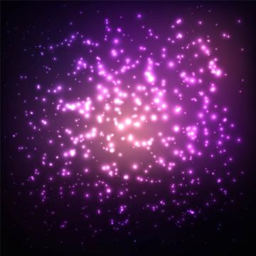 काले रंग की पृष्ठभूमि पर रंगीन रंगीन चमक , चमक, चमक पृष्ठभूमि, रोशनी पृष्ठभूमि छवि