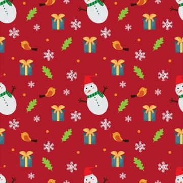 क्रिसमस सहज पैटर्न लाल पृष्ठभूमि , क्रिसमस, लाल, चित्रण पृष्ठभूमि छवि