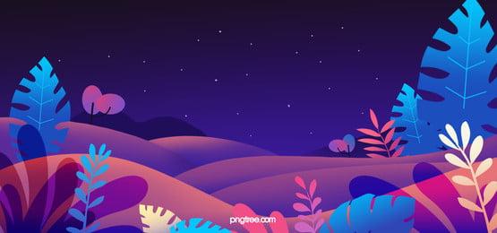 ग्रेडिएंट लीफ प्लांट बैकग्राउंड, संयंत्र, जंगल, पत्ते पृष्ठभूमि छवि