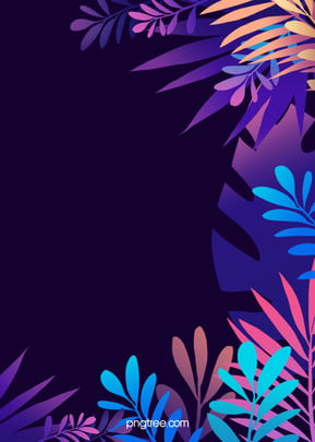night purple plant background, Purple Line, Plant, Jungle Background image