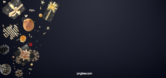 花紋禮物禮盒背景, 黑金, 黑色, 禮物 背景圖片