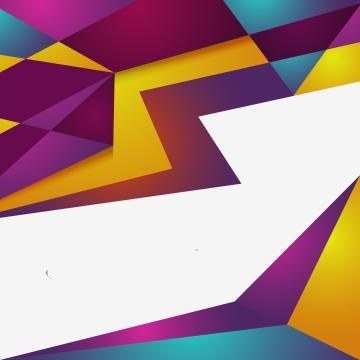 抽象彩色幾何背景 , 背景, 抽象背景, 摘要 背景圖片