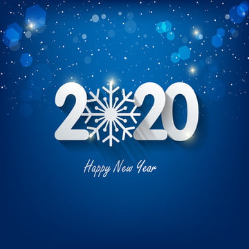 happy new year 2020 snow winter , 2020, 2020 New Year, Background Background image