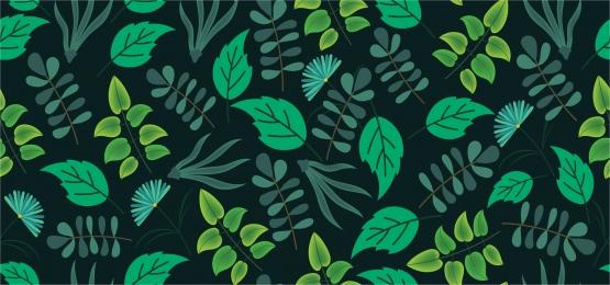 식물 원활한 패턴 배경, 모드, 꽃, 각종 배경 이미지