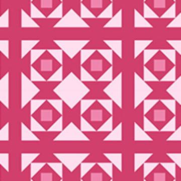 गहरे गुलाबी त्रिकोण और चौकोर पैटर्न , सार, पृष्ठभूमि, परीक्षक पृष्ठभूमि छवि