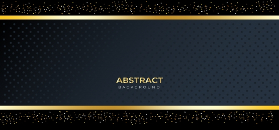 glitter golden color on banner background, Banner, Elegant, Vintage Background image