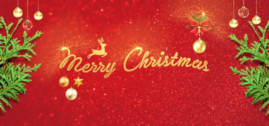 golden merry christmas in red background, Christmas, Merry Christmas, Happy New Year Background image