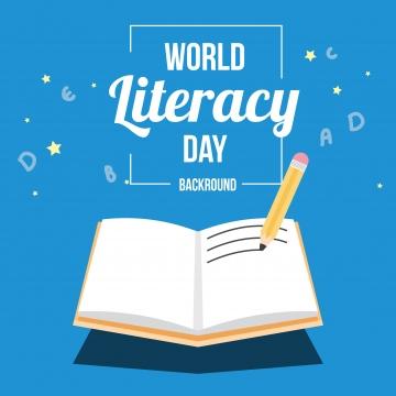 本の世界国際識字デー , 読める, 3 D, ページ 背景画像
