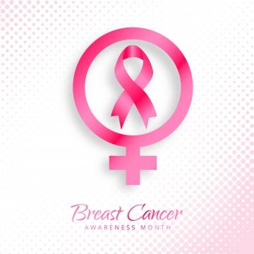 गुलाबी रिबन यथार्थवादी चिकित्सा के साथ स्तन कैंसर जागरूकता कार्ड , सार, जागरूकता, पृष्ठभूमि पृष्ठभूमि छवि