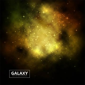 光輝く星ベクトルとカラフルな宇宙背景 , 抄録, 背景, 背景 背景画像