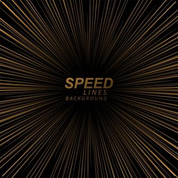 コミック放射状速度線背景ベクトル , スピード, ライン, 火 背景画像