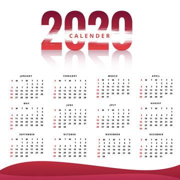 सुरुचिपूर्ण पेशेवर 2020 व्यापार कैलेंडर डिजाइन , सार, कैलेंडर, व्यापार पृष्ठभूमि छवि