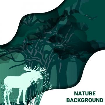 latar belakang alam hutan , Latar Belakang, Sifat, Hutan imej latar belakang