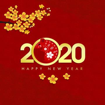 खुश चीनी नव वर्ष 2020 चूहे के चीनी वर्ष का मतलब खुश नया साल धनवान चंद्र नया साल 2020 , दो हजार उन्नीस, दो हजार बीस, टॉर्च पृष्ठभूमि छवि