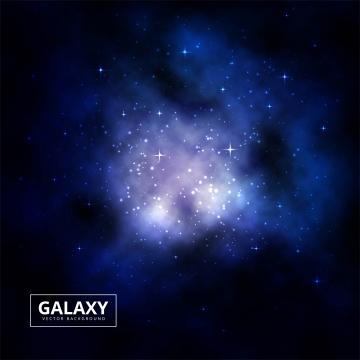 夜空宇宙銀河背景ベクトル , 抄録, 背景, 背景 背景画像