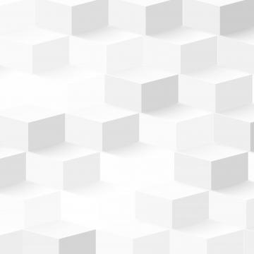 fundo geométrico abstrato branco com blocos , Vector, Fundo, Cubo Imagem de fundo