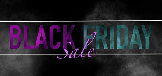 black friday sale banner, Marketing, Sale Promotion, Black Background image