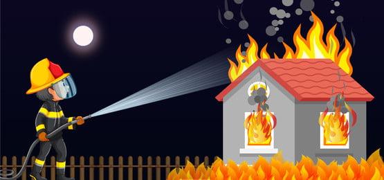 आग birgade अवधारणा पृष्ठभूमि, आग बिरजादे, आग, आग बिरगाडे अवधारणा पृष्ठभूमि छवि