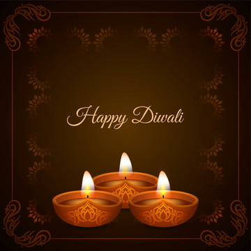 happy diwali festival brown background , Diwali, Background, Abstract Background image