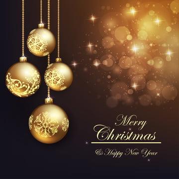 feliz natal e feliz ano novo modelo de vetor de fundo moderno simples , Fundo, Natal, A Holiday Imagem de fundo