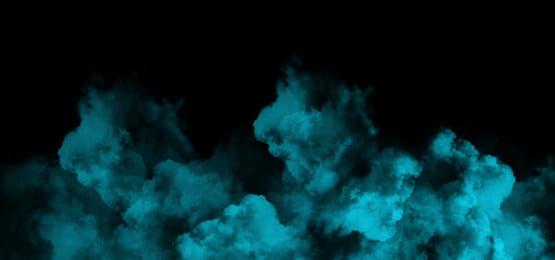 latar belakang kesan asap biru, Asap, Sumpah Asap, Latar Belakang imej latar belakang
