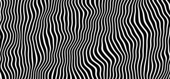 wavy black white line background, Wavy, Black, White Background image