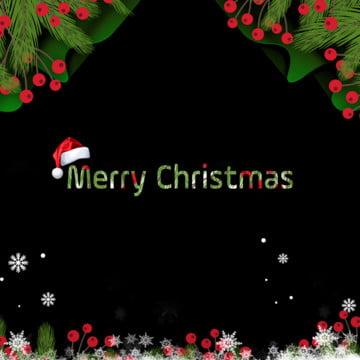 काली पृष्ठभूमि पर बेर और बर्फ के टुकड़े के साथ मेरी क्रिसमस के तत्व , नया साल मुबारक हो, नया साल मुबारक हो पृष्ठभूमि, दो हजार बीस पृष्ठभूमि छवि