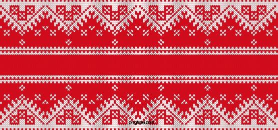 크리스마스 눈송이 축제 스웨터 레드, 방울방울, 스웨터, 크리스마스 배경 배경 이미지