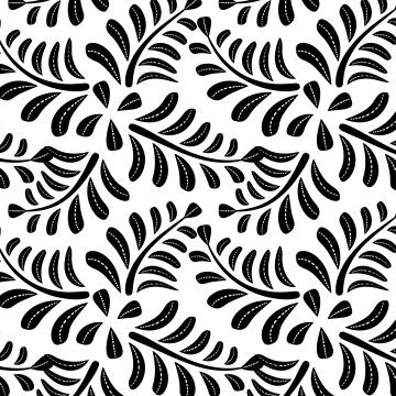 सफेद पृष्ठभूमि पर पत्तियों के पैटर्न के साथ अमूर्त काली शाखाएं , प्यार, ग्रीटिंग कार्ड, शादी पृष्ठभूमि छवि