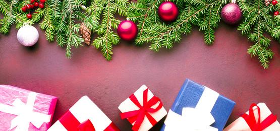 क्रिसमस की सजावट शीर्ष दृश्य पृष्ठभूमि, क्रिसमस की सजावट, क्रिसमस पृष्ठभूमि, मेरी क्रिसमस पृष्ठभूमि छवि