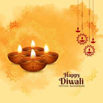 happy diwali elegant festive religious background , Diwali, Background, Banner Background image