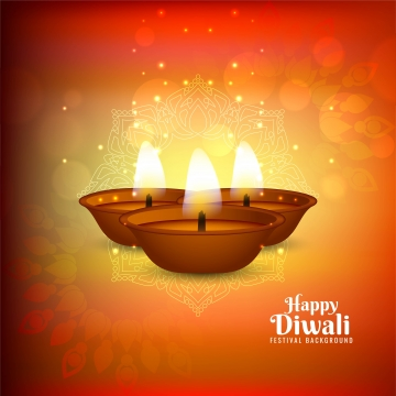 happy diwali indian festival decorative background , Diwali, Background, Banner Background image