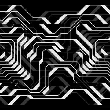 सार सफ़ेद रेखाएँ काली पृष्ठभूमि , सार, सार पृष्ठभूमि, पृष्ठभूमि पृष्ठभूमि छवि